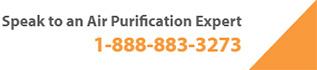 Speak to an Air Purification Expert 1-888-883-3273